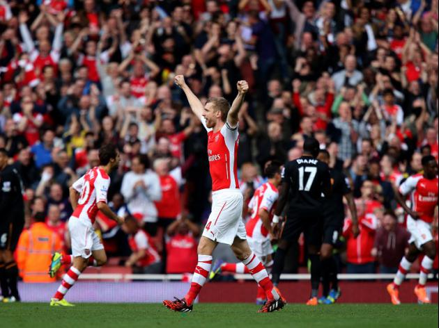 Gunners will recover: Mertesacker