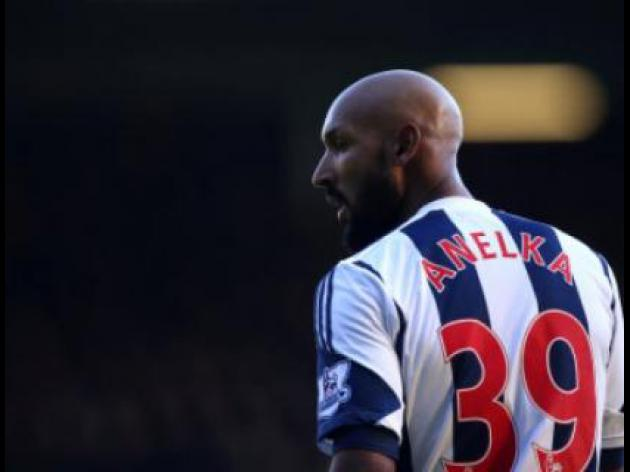 Anelka agrees not to repeat quenelle salute