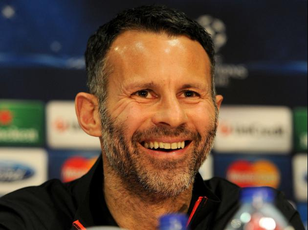 United are not underdogs, says Giggs