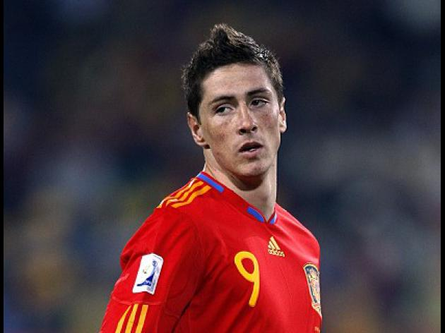 Del Bosque backs mis-firing Torres