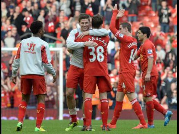 Liverpool still title outsiders, insists Rodgers