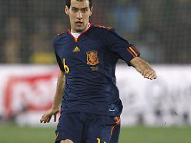 Busquets - We can contain Sneijder