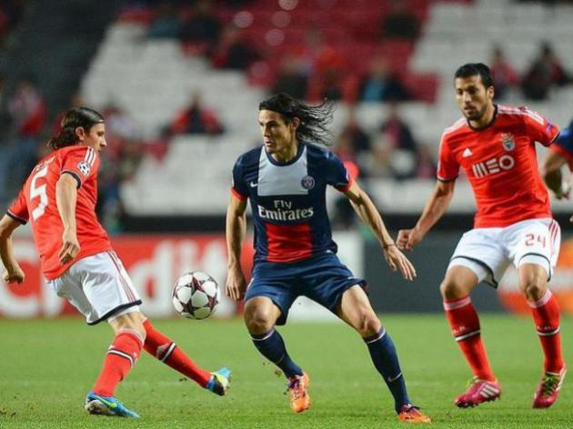 Benfica eliminated despite beating PSG