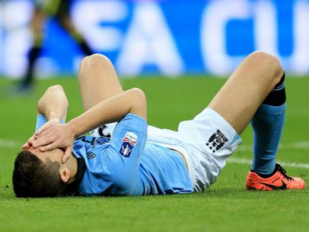 Nastasic injury mars City trophy victory