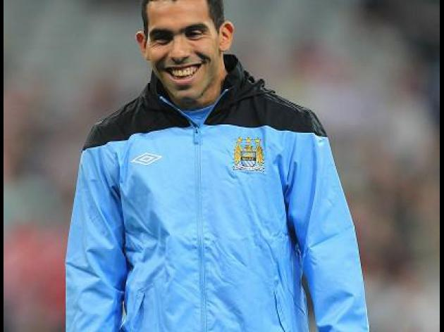 Milan near decision over Tevez