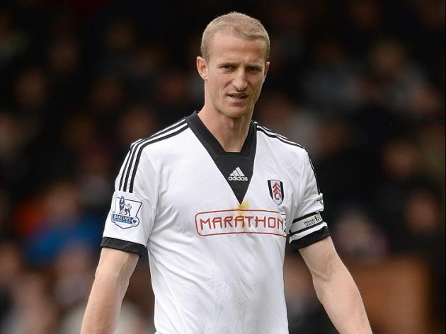 Hangeland leaves Fulham
