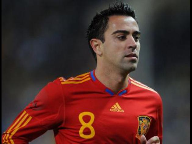 'Xavi will not be forced to play', says Vincente Del Bosque