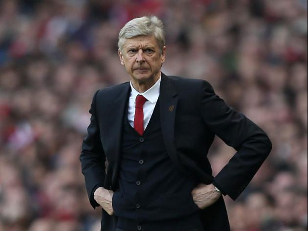Wenger vows to lift Gunners