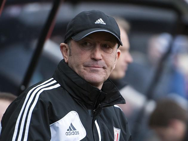 Pulis to leave Stoke - report