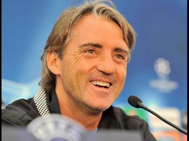 Mancini eyeing City stay