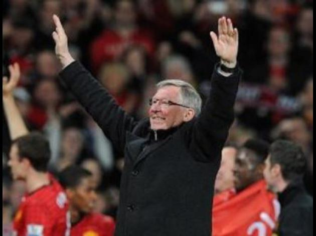 Ferguson tops manager rich list