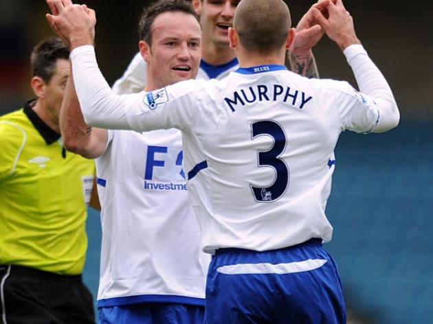 Millwall 1-4 Birmingham City: Report