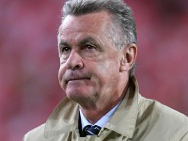 Hitzfeld - There will be no Swiss rollover