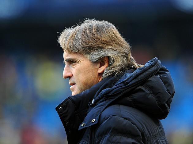 Mancini: Owners unhappy at title defence