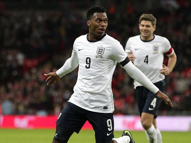 Sturridge on target in England win
