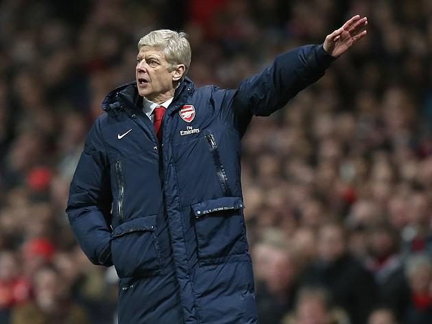 Wenger hits back at 'silly' remark