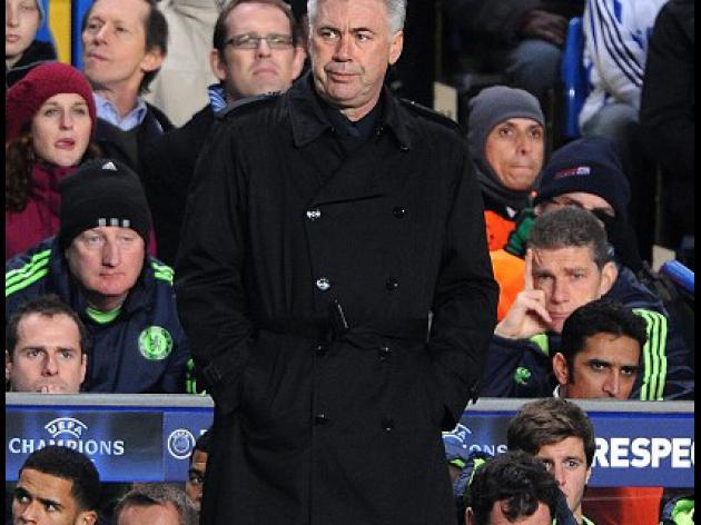 Ancelotti wants rampant Chelsea