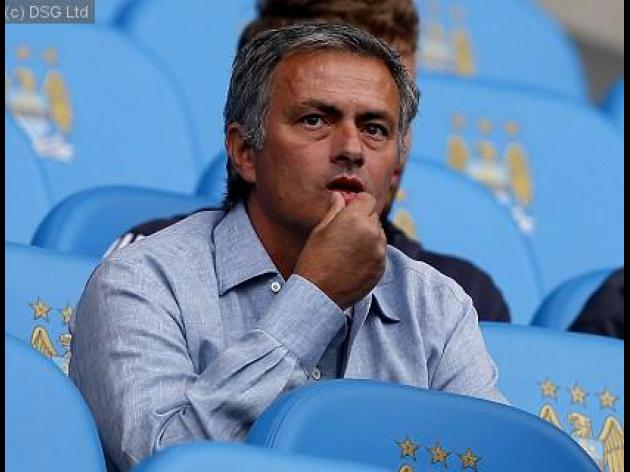 Mourinho: City building for Euro glory