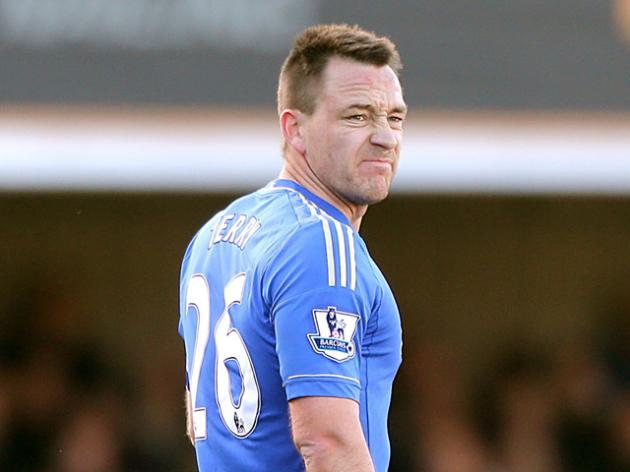 To progress, Chelsea must get rid of John Terry