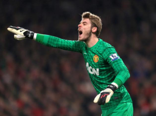 Sir Alex Ferguson confirms 'De Gea has what it takes'