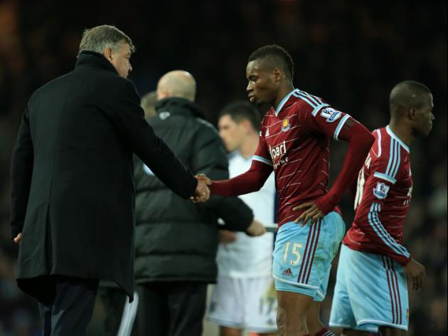 Allardyce frustrated with Senegal