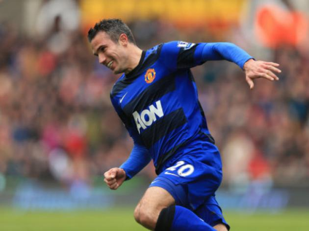 PFA Players' Player Of The Year 2013 Nominee: Robin van Persie