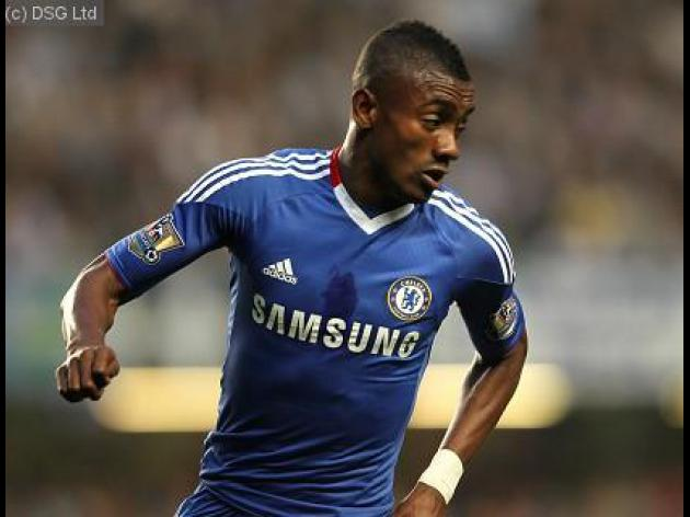 Salomon Kalou set for Schalke move