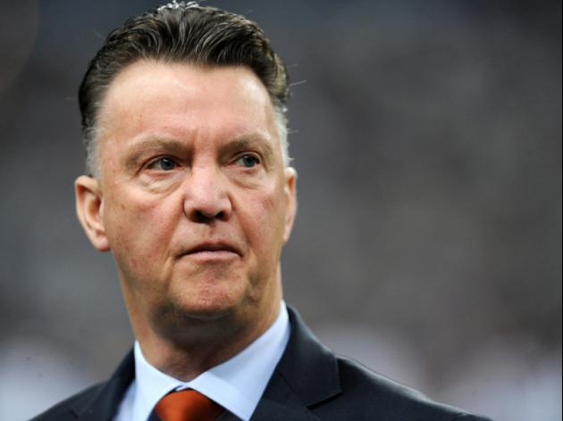 Ruud Gullit claims Louis Van Gaal will replace Tim Sherwood at Tottenham