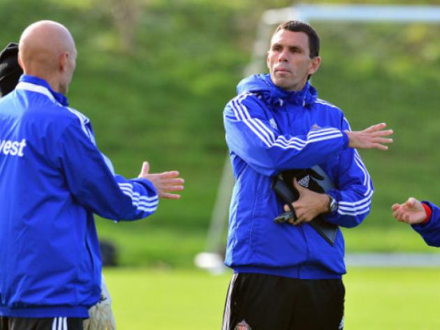 Poyet hopes derby day can spark Sunderland