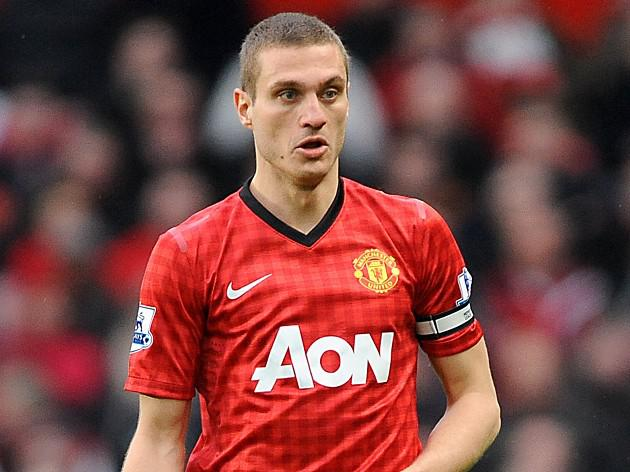 Vidic not running before he can walk