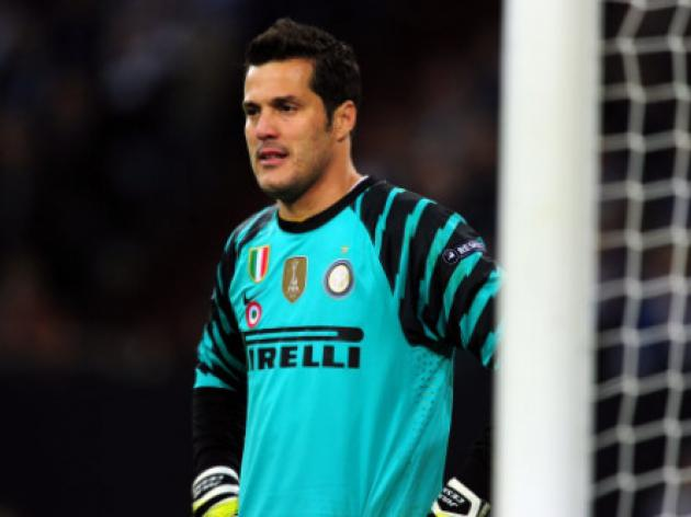 Inter Milan keeper on Arsenal and Spurs Radar