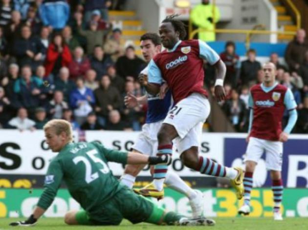 Burnley 2 Birmingham 1: Turf Moor the merrier as Brum can't breach fortress