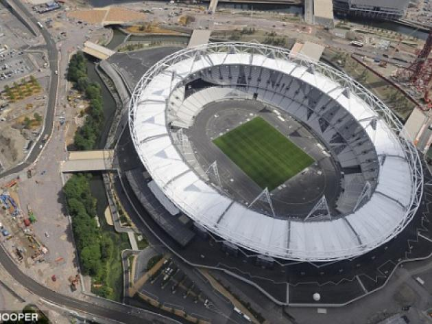 Olympic Park Legacy employee suspended over West Ham link