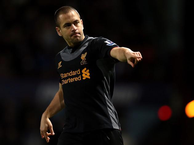 Liverpool midfielder Joe Cole undergoing medical at West Ham
