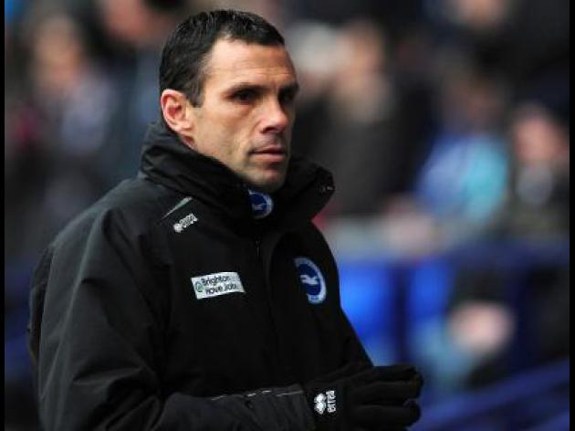 Brighton 3-0 Charlton: Match Report
