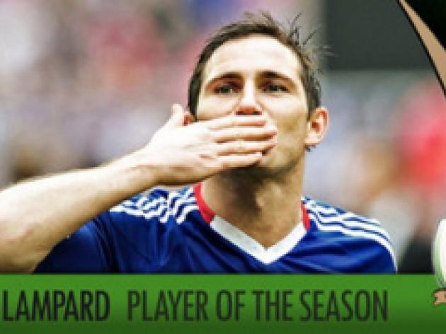 TT Soccers - Player of Season