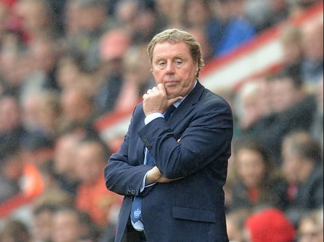 Redknapp won't name names