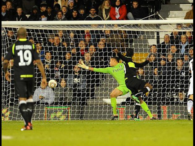 Fulham 2-0 Bolton: Match Report