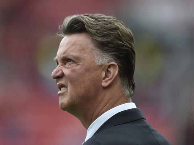 Van Gaal demands improvement