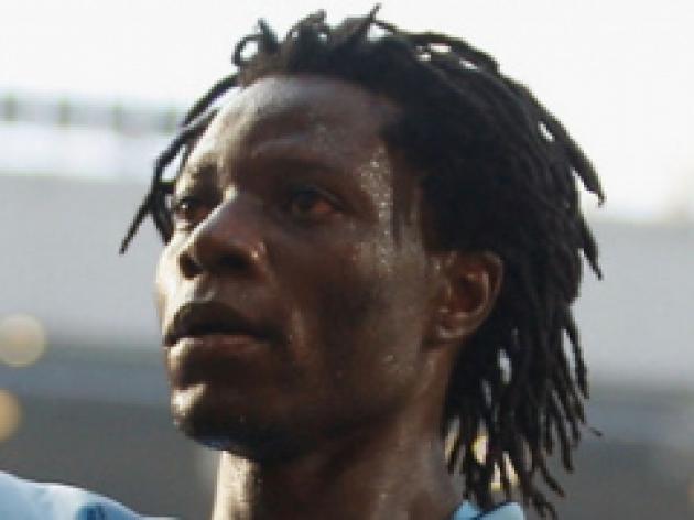 Benjani targets debut against City