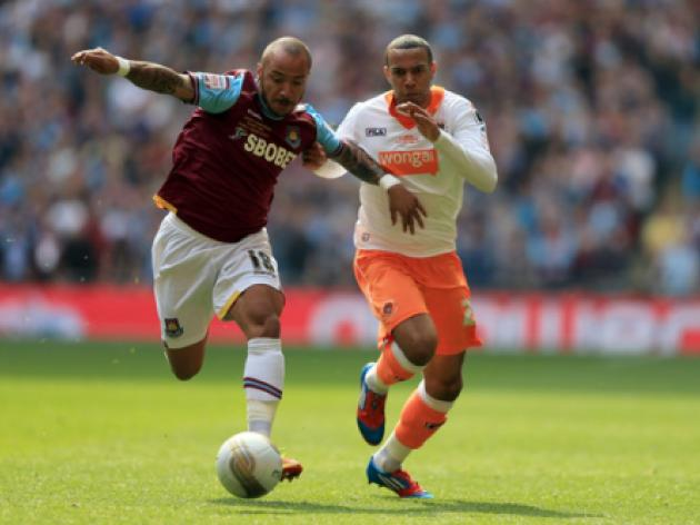 Faubert, Faye and Carew among players released by West Ham