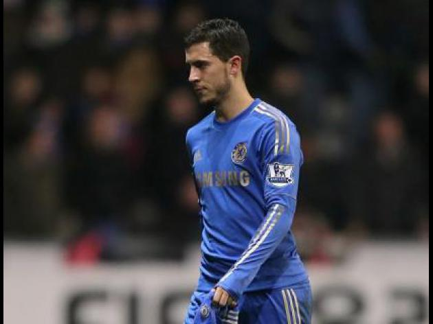 Chelsea 4-1 Wigan: Hazard return ends winless run