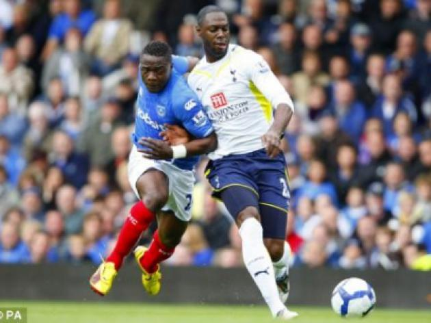 TOTTENHAM v Portsmouth: Ledley King may start for Harry Redknapp's absentee hit squad