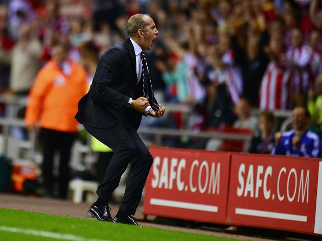 Mixed emotions for Sunderland boss Paolo Di Canio