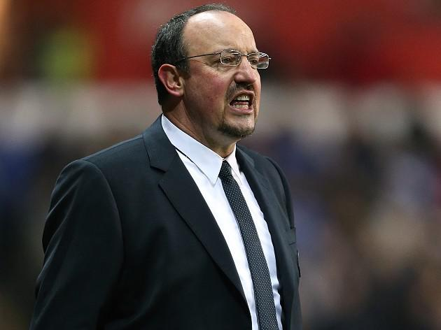 Benitez appointed Napoli coach