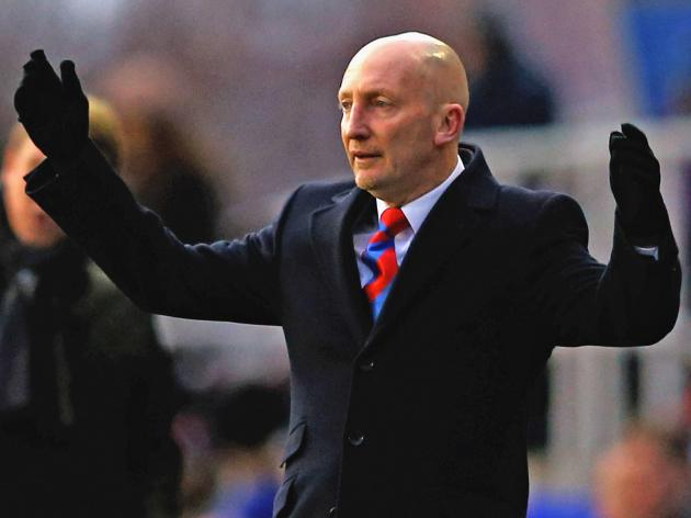 Ian Holloway is Raiding old club Blackpool for players
