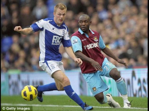 Sunderland prepare bid for Birmingham's Seb Larsson