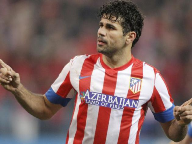 Del Bosque hints at Diego Costa call-up