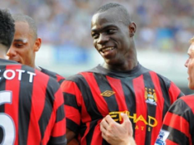 Balotelli earns Platt praise