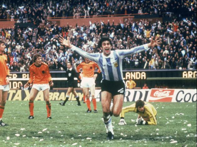 World Cup 2014 - 78 days to go: Argentina 1978